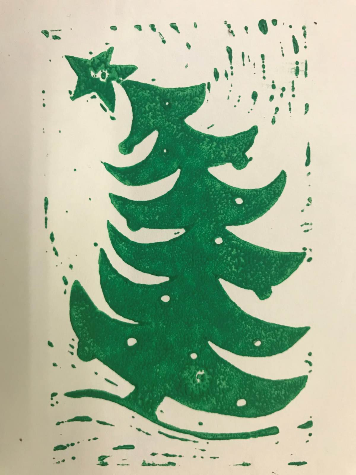 Holiday Drop-in Art Night