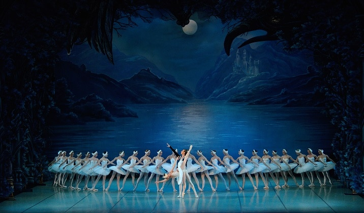 Birmingham, Alabama, The Lyric Theatre, Swan Lake, National Ballet Theatre of Odessa, ballet
