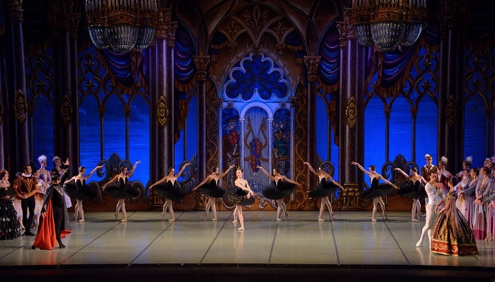Birmingham, Alabama, The Lyric Theatre, Swan Lake, National Ballet Theatre of Odessa, ballet