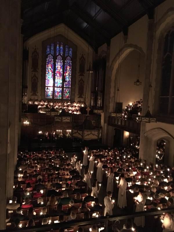 Birmingham, Presbyterian Church Highlands, Christmas Eve, Christmas Eve services, candlelight services, Christmas