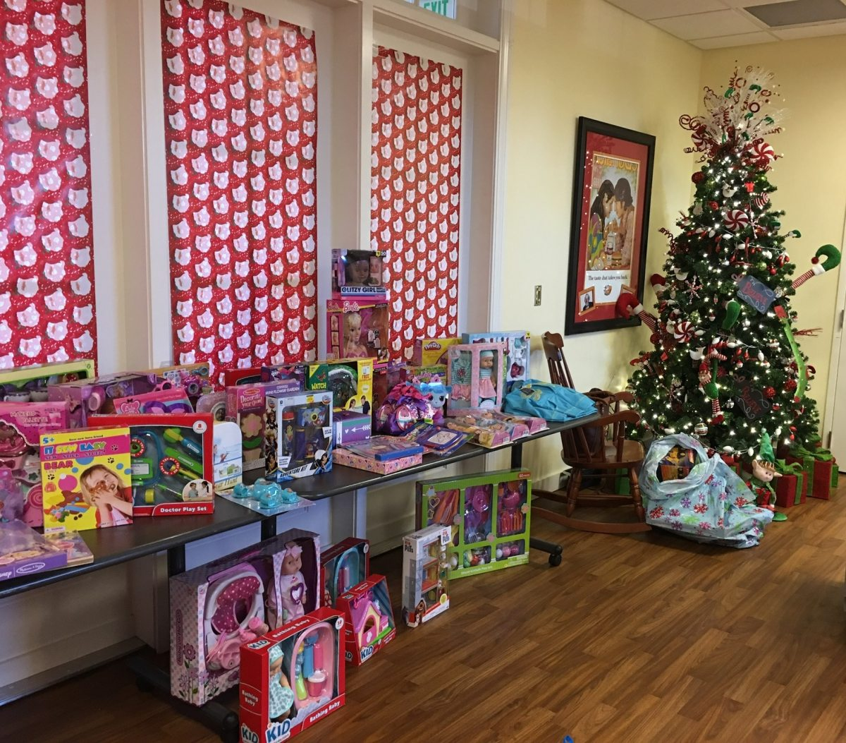 Donate to Ronald McDonald House and the Ronald Workshop this Christmas on behalf of Riverchase Galleria shooting victim Molly Davis