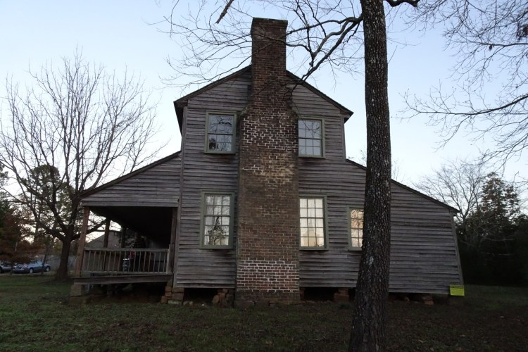 Bessemer, McCalla, Alabama, Eastern Valley Road, West Jefferson County Historical Society, Christmas Heritage Tour, Pioneer Homes, Sadler House