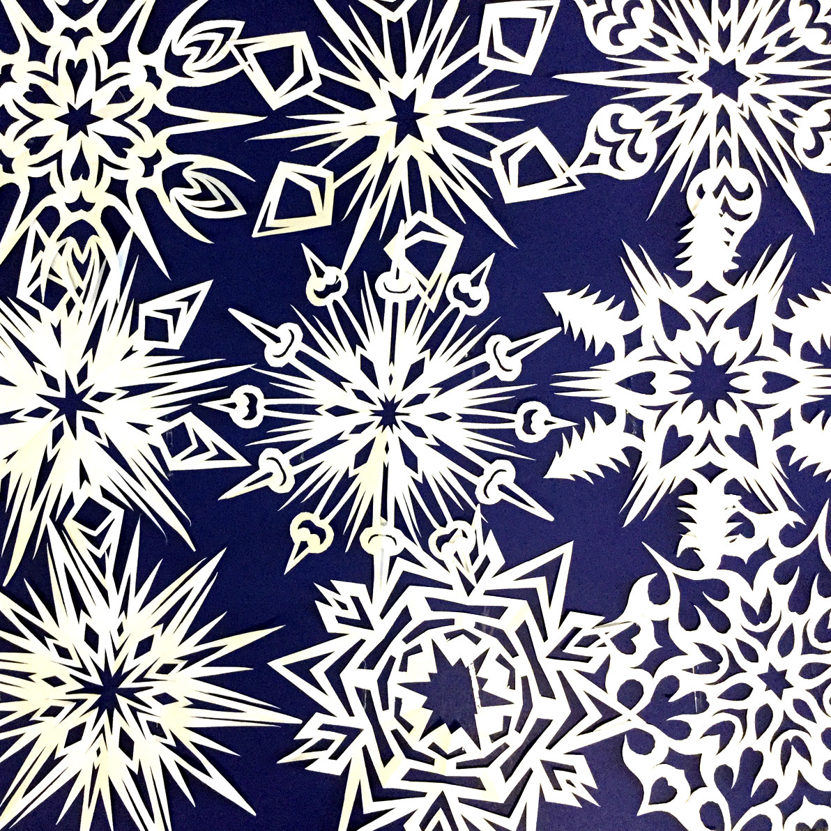 Make Your Own Snowflake with Gary Chapman