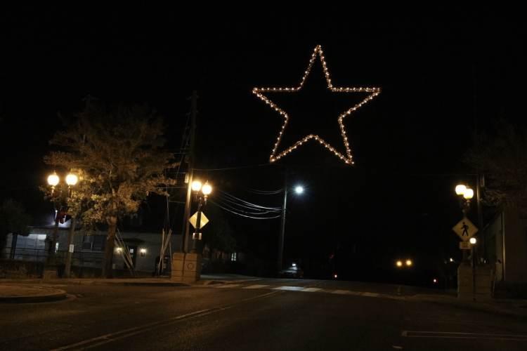 Birmingham, Homewood, Homewood Christmas Star, Driver's Way, Christmas lights, Christmas decorations, light displays