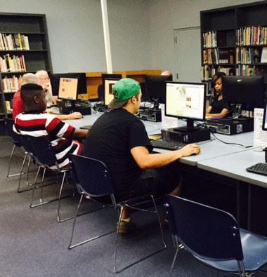Birmingham, Alabama, Jefferson County Libraries Cooperative
