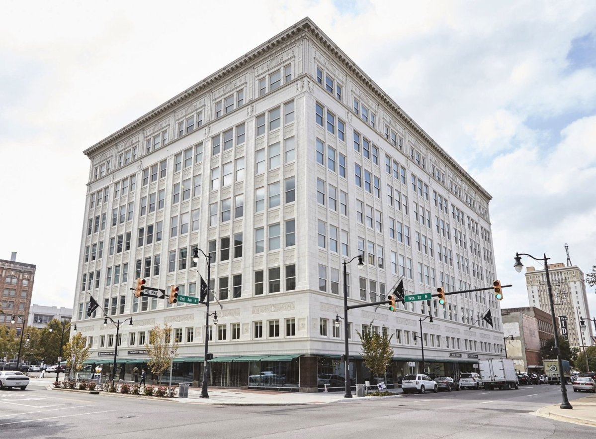 Birmingham's Pizitz Building awarded ICSC Gold Award for design and development