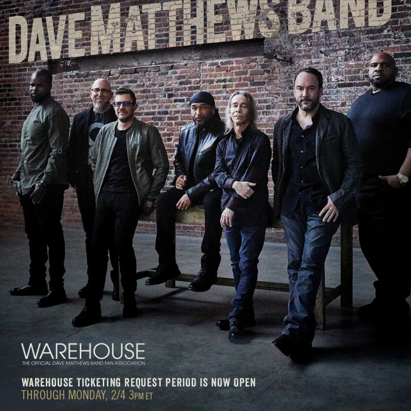 Music notes: Dave Matthews Band announces return to Birmingham metro area plus other concerts to put on your calendar
