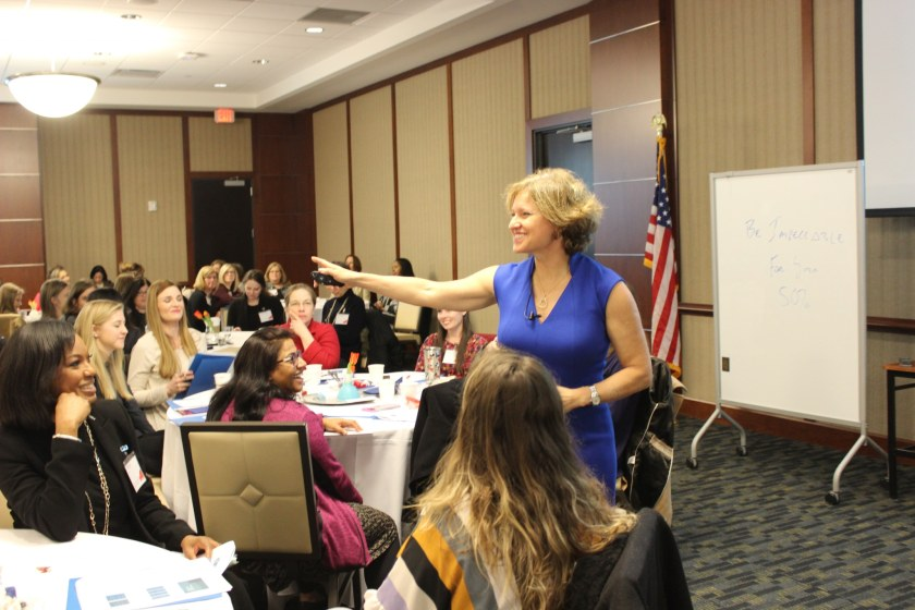 Birmingham, Alabama, Momentum, Women's Leadership, professional development