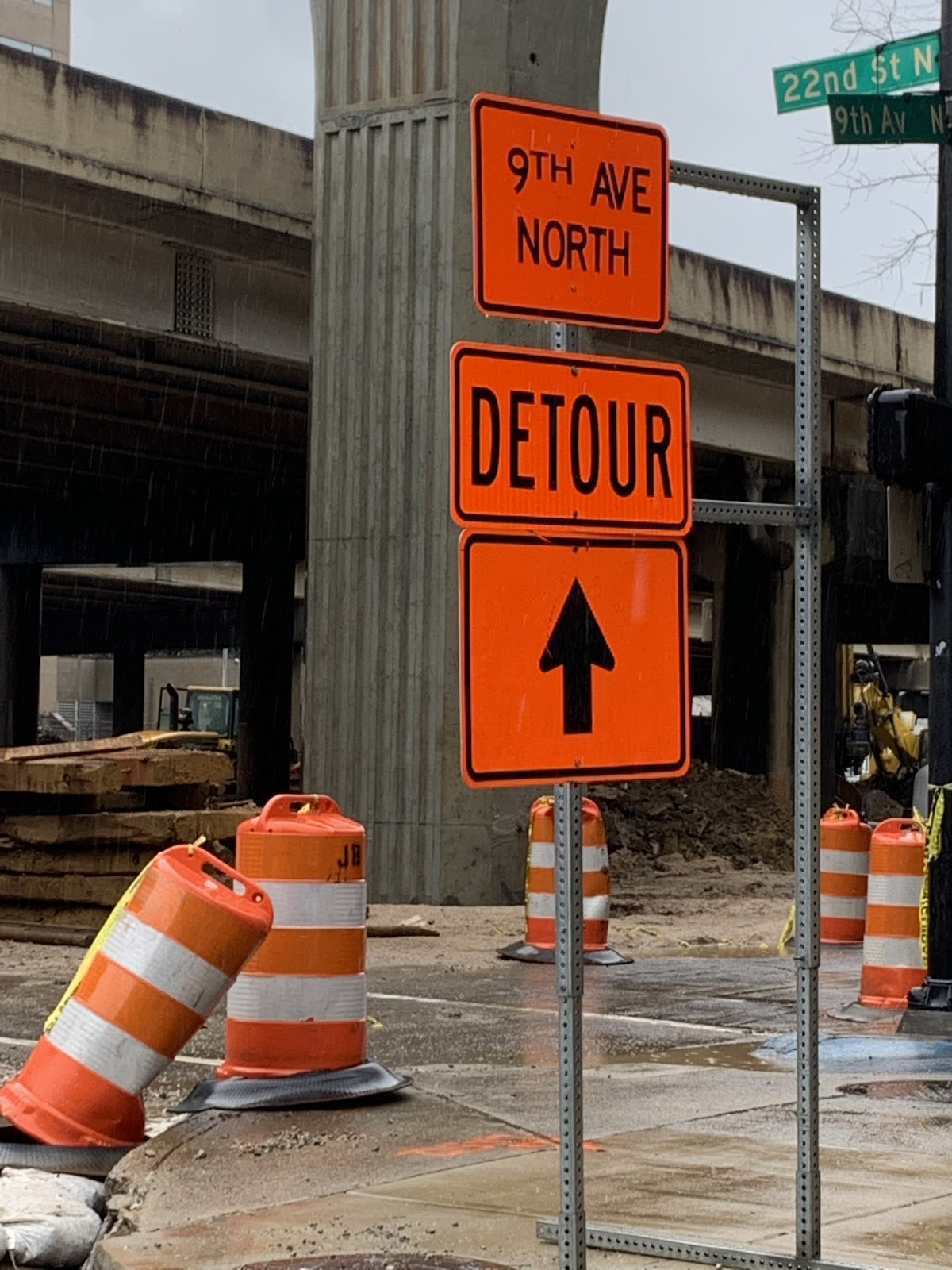 I called the 59/20 road closure hotline: Here's what happened