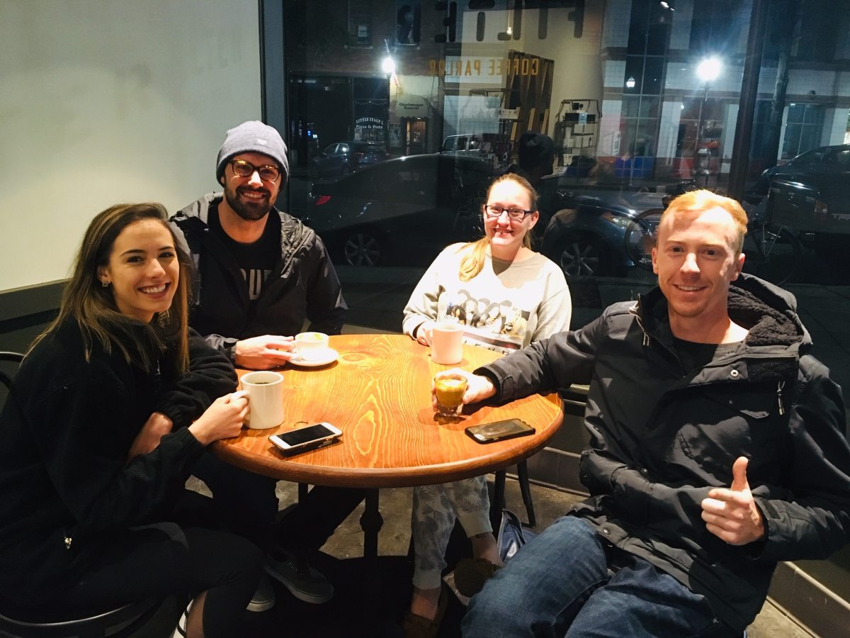 A new gathering place: Filter – Coffee Parlor opens in the heart of Five Points South