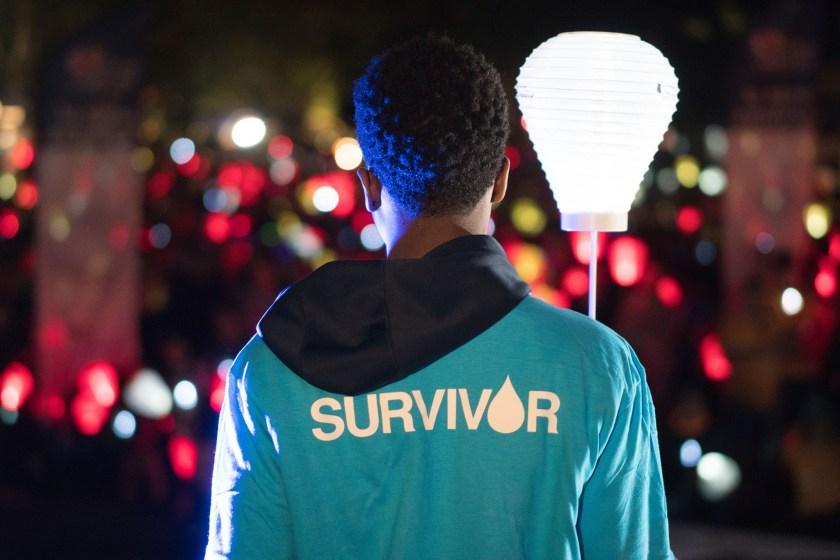 Leukemia and Lymphoma Society, Light the Night, Birmingham American Family Care charity