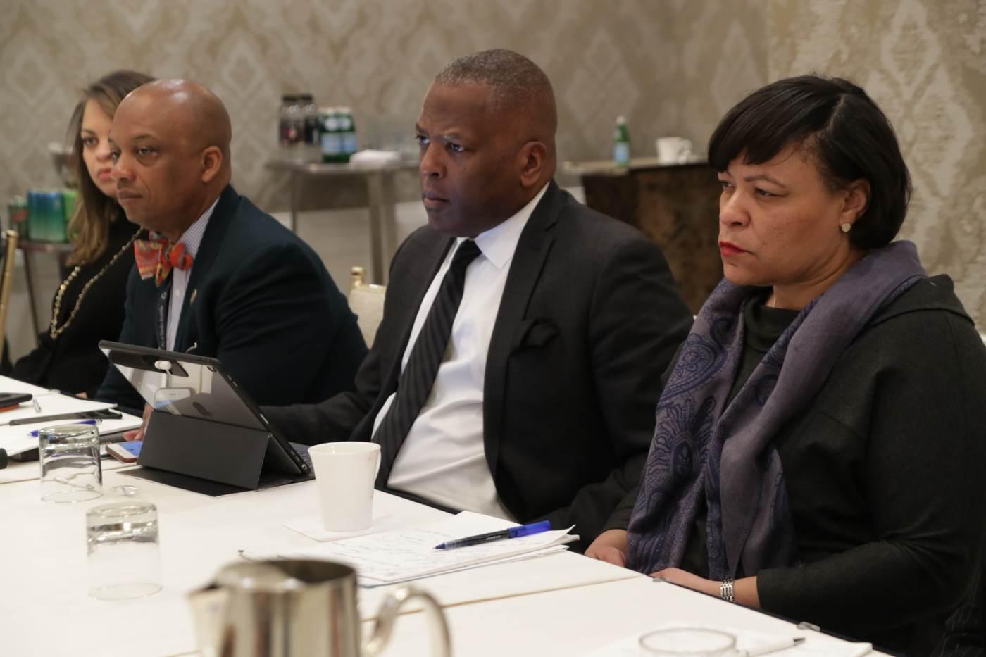 Birmingham, Alabama, Chuck Faush, The YARD, HBCU's, U.S. Conference of Mayors, Washington, D.C.