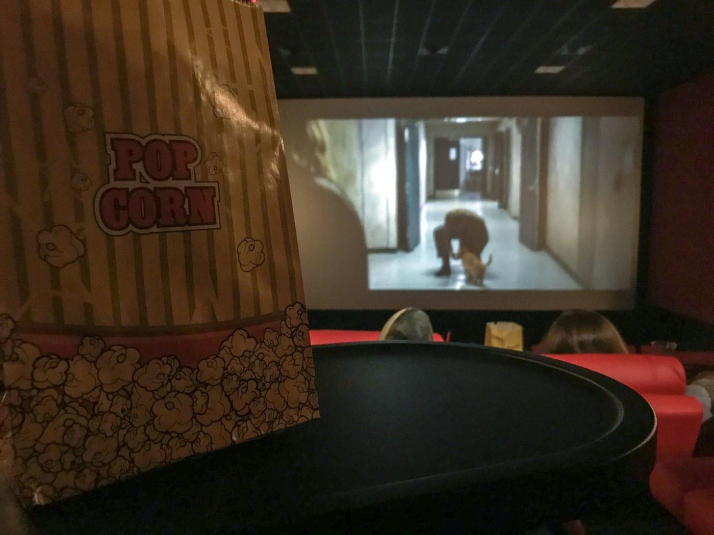 Birmingham, Alabama, Pell City Premiere Lux Cine, Pop Corn