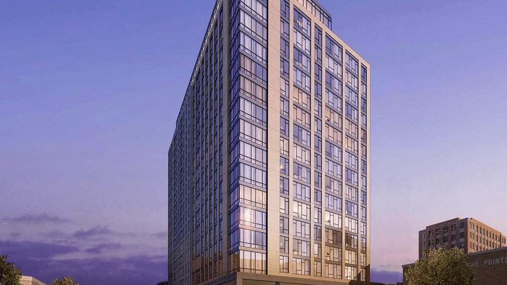Construction on 17 story student living building in Birmingham's Five Points South to begin