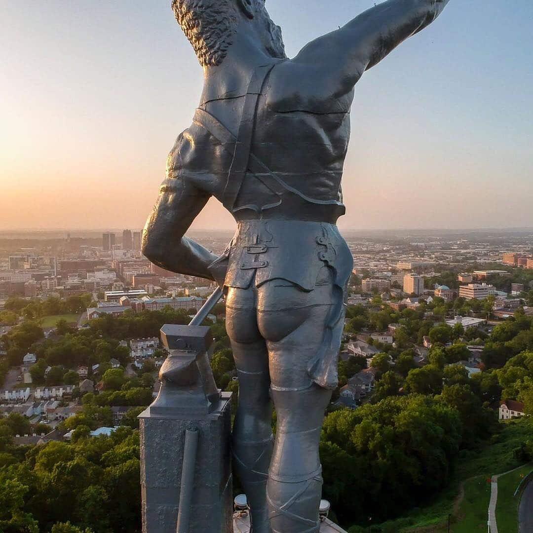 Birmingham, Alabama, Newcomers' guide to Birmingham, Vulcan