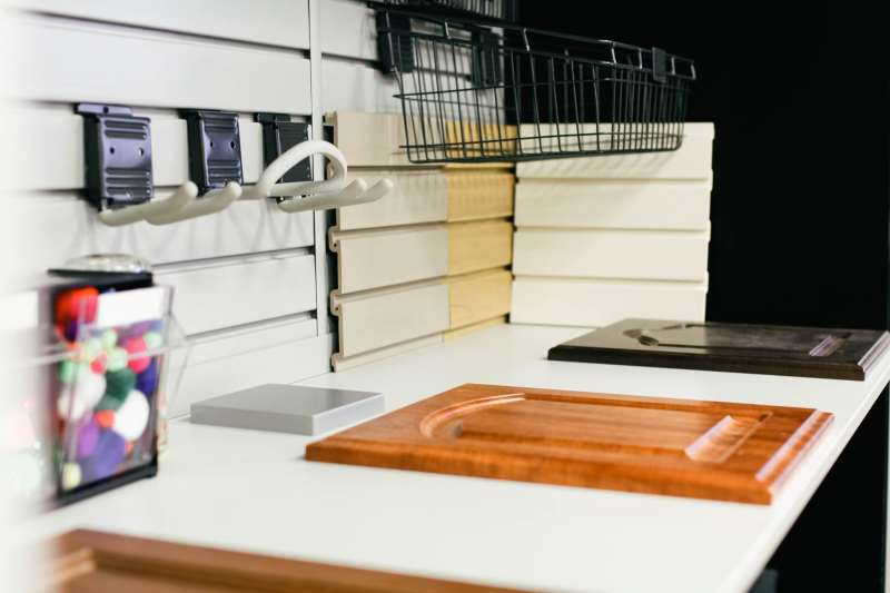 Features to delight the most detail-oriented organizers at Closets by Design in Birmingham