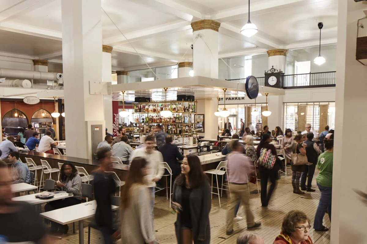 An updated guide to The Pizitz Food Hall