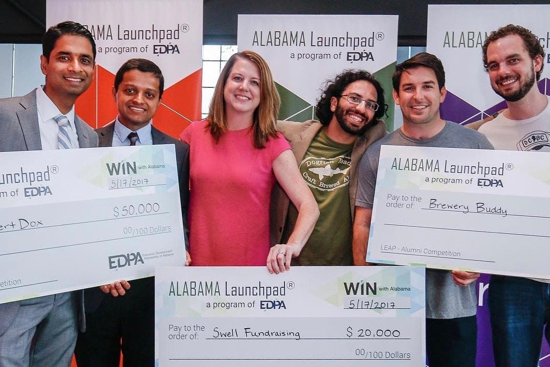 Birmingham, Alabama, Alabama Launchpad, EDPA, 2017 winners