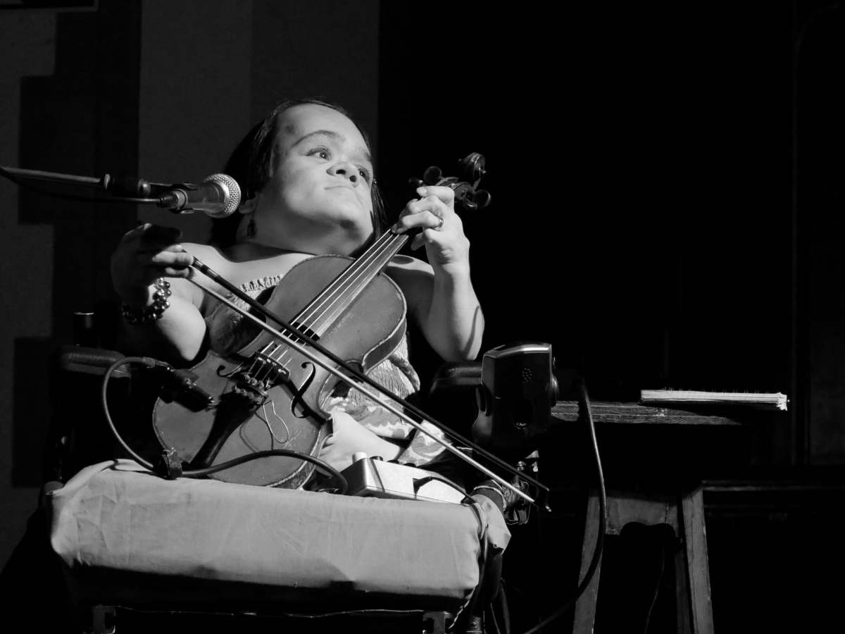 NPR Tiny Desk winner and disability rights advocate Gaelynn Lea to play UAB concert on February 8