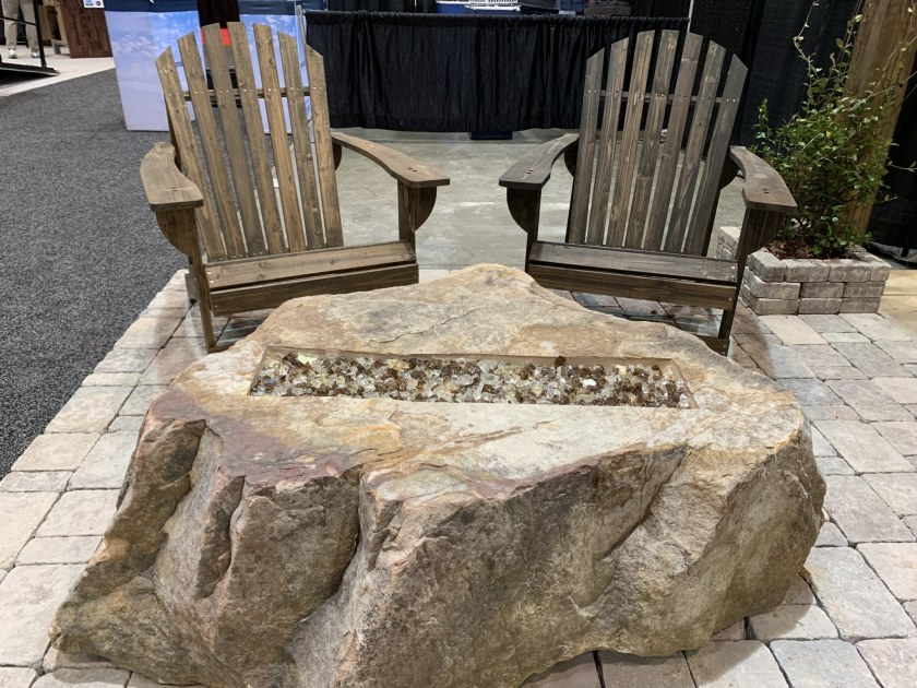 Southern Lawn and Landscape booth