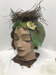 Ceramic Sculpture with Nada Boner