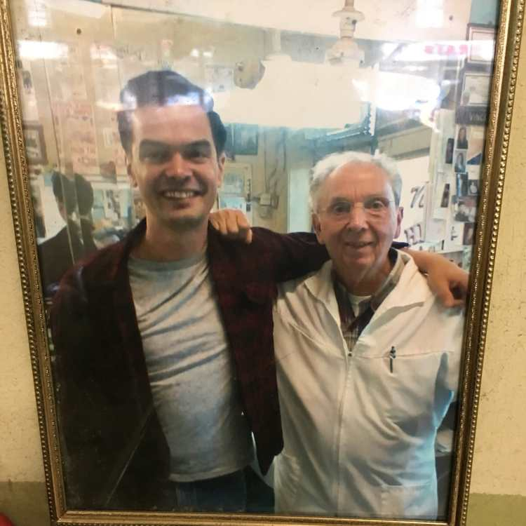 Musician Dan Sartain is partnering with veteran barber Bud Genry to open Genry's where the Hippodrome used to be in Woodlawn. Birmingham barbershops