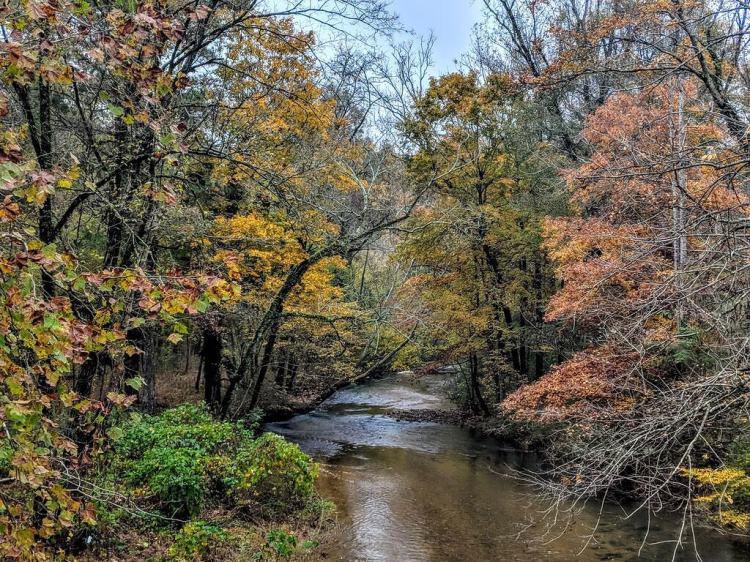 Birmingham, Alabama, Red Rock Trail System, Freshwater Land Trust, Turkey Creek Nature Preserve