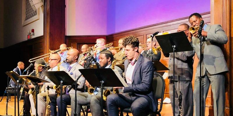 Delfeayo Marsalis and the Uptown Jazz Orchestra will be in town for Black History Month in Birmingham
