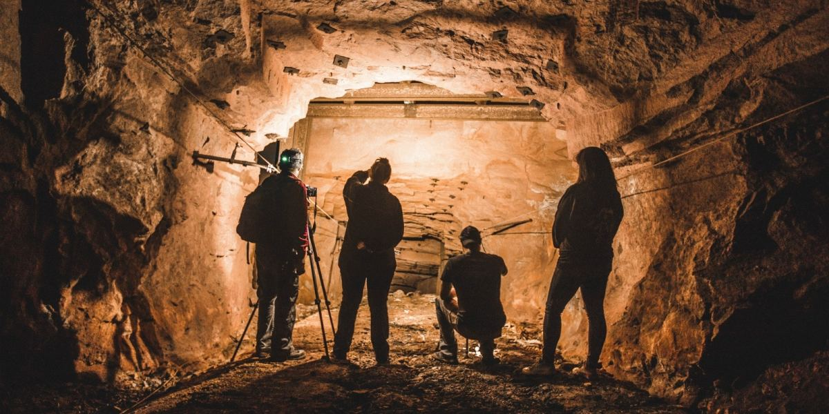 Built on the backs of miners: Underground Birmingham explores the city's past
