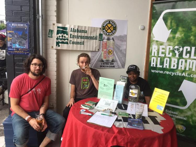 Birmingham, Alabama Environmental Council, fundraisers