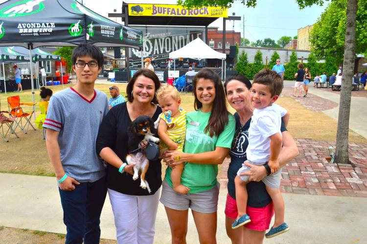 Birmingham, Funky Fish Fry, Mitchell's Place, autism, children, kids, fundraiser, benefits