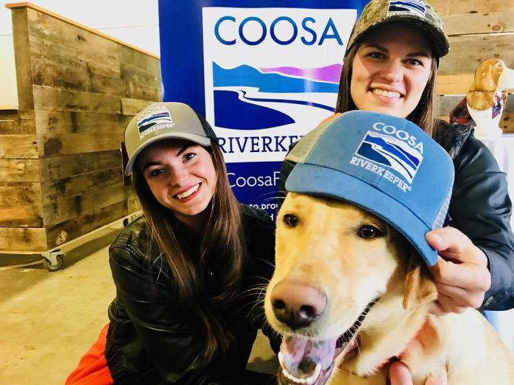 Birmingham, Coosa Riverkeeper, benefits, fundraisers