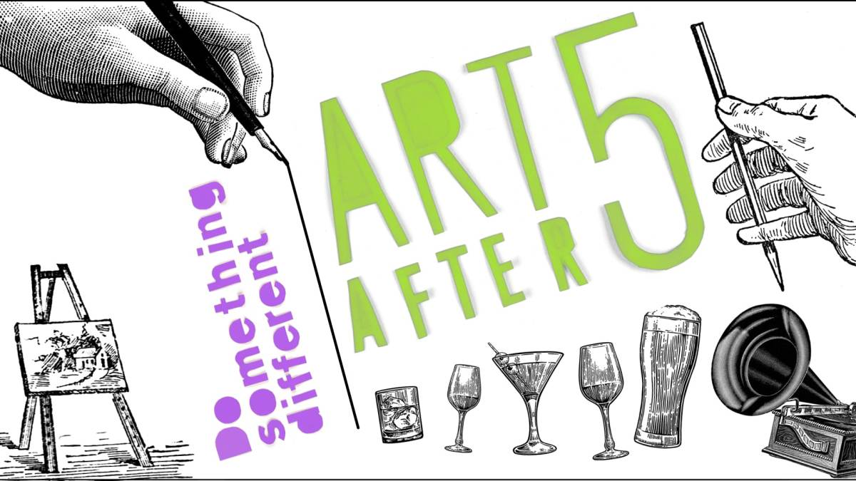 Art After 5: Bards and Brews Night