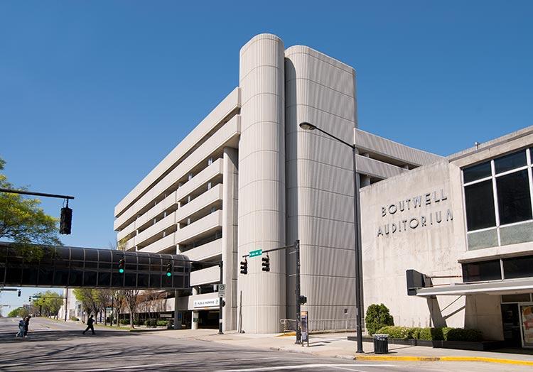Birmingham, Alabama, Birmingham Parking Authority, downtown Birmingham parking