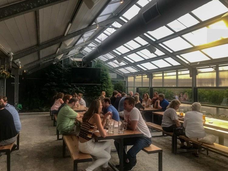 Birmingham, Alabama, Brät Brot reopening