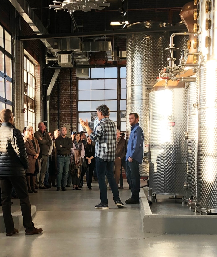 New distillery to open in Lakeview District this summer