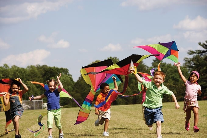Birmingham, Go Fly a Kite Day, Southern Museum of Flight, Birmingham Park and Recreation, kids, family events, spring break