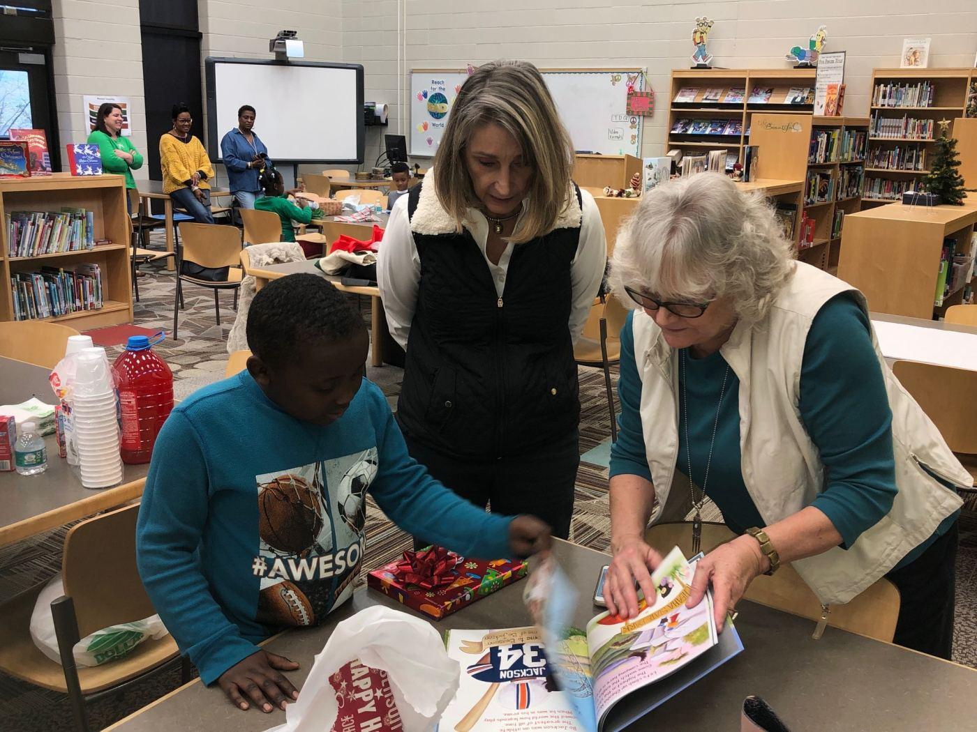 Birmingham, Alabama, STAIR, reading tutor, literacy, Vulcan Material Company