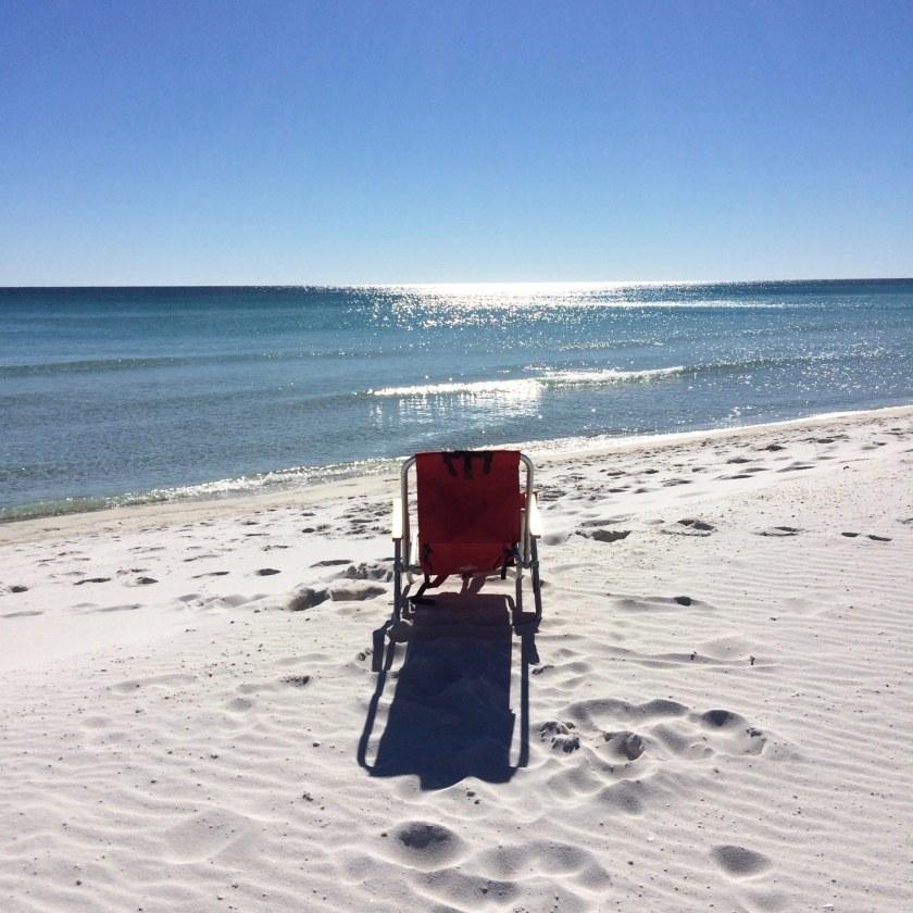 Alabama has 32 miles of sandy white beaches to explore. Photo by Christine Hull
