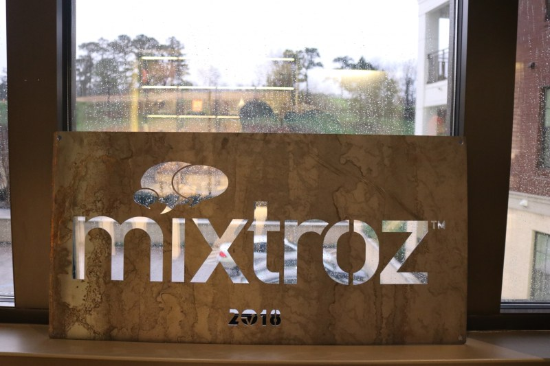 Mixtroz had to make sure Google was for real.