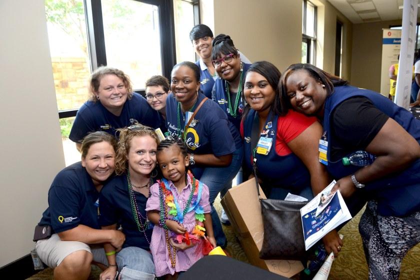 Birmingham, Alabama, Children's Hospitals Week, Children's of Alabama, Walmart, Children's Miracle Network Hospitals