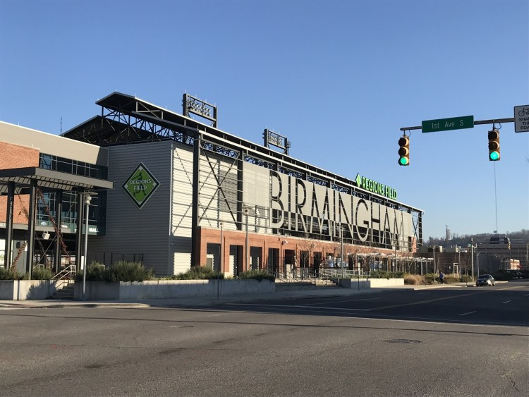 Birmingham, Alabama, Regions Field