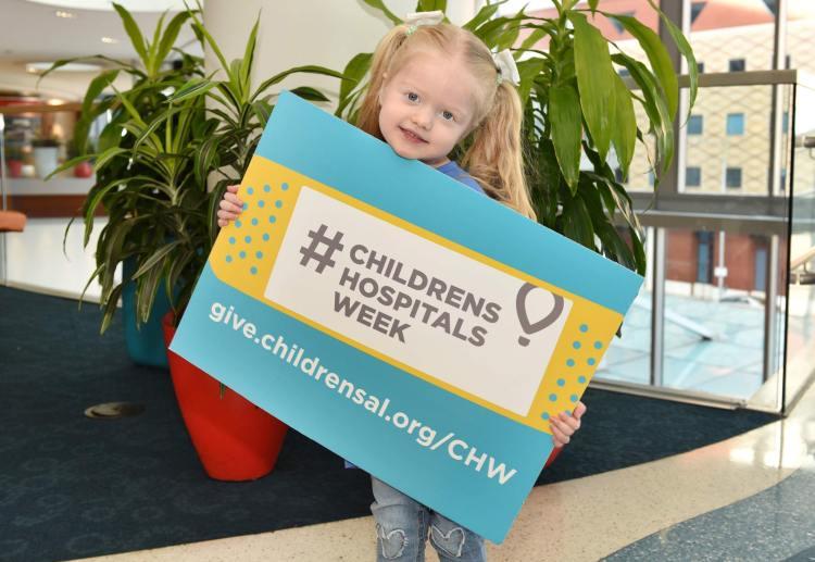 Birmingham, Alabama, Children's Hospitals Week, Children's of Alabama