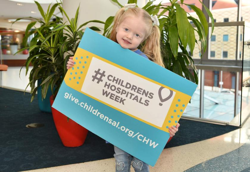 Birmingham, Alabama, Children's Hospitals Week, Children's of Alabama