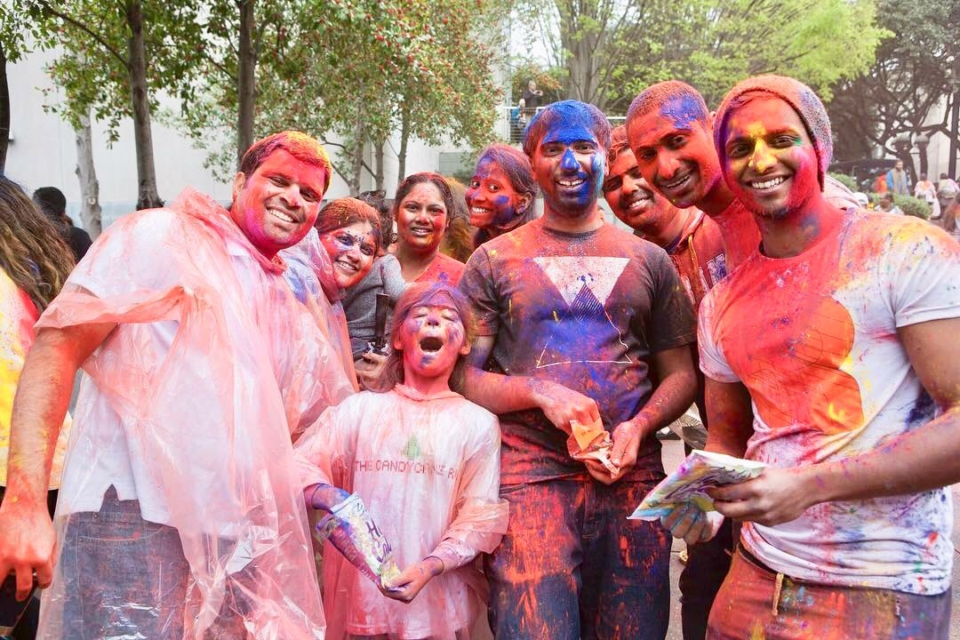 Celebrate Indian culture in Birmingham at these upcoming events, including the Holi Festival of Colors