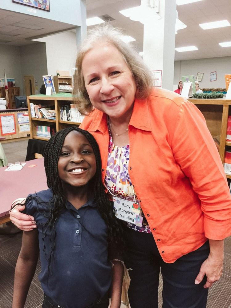 Birmingham, Alabama, STAIR, Zhoria, Mary Margaret Yeilding, reading tutor, literacy