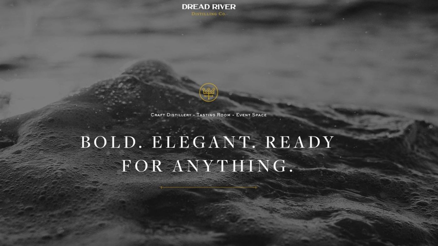 """""""Bold. Elegant. and ready for anything."""" Yas, Dread River. Yas."""