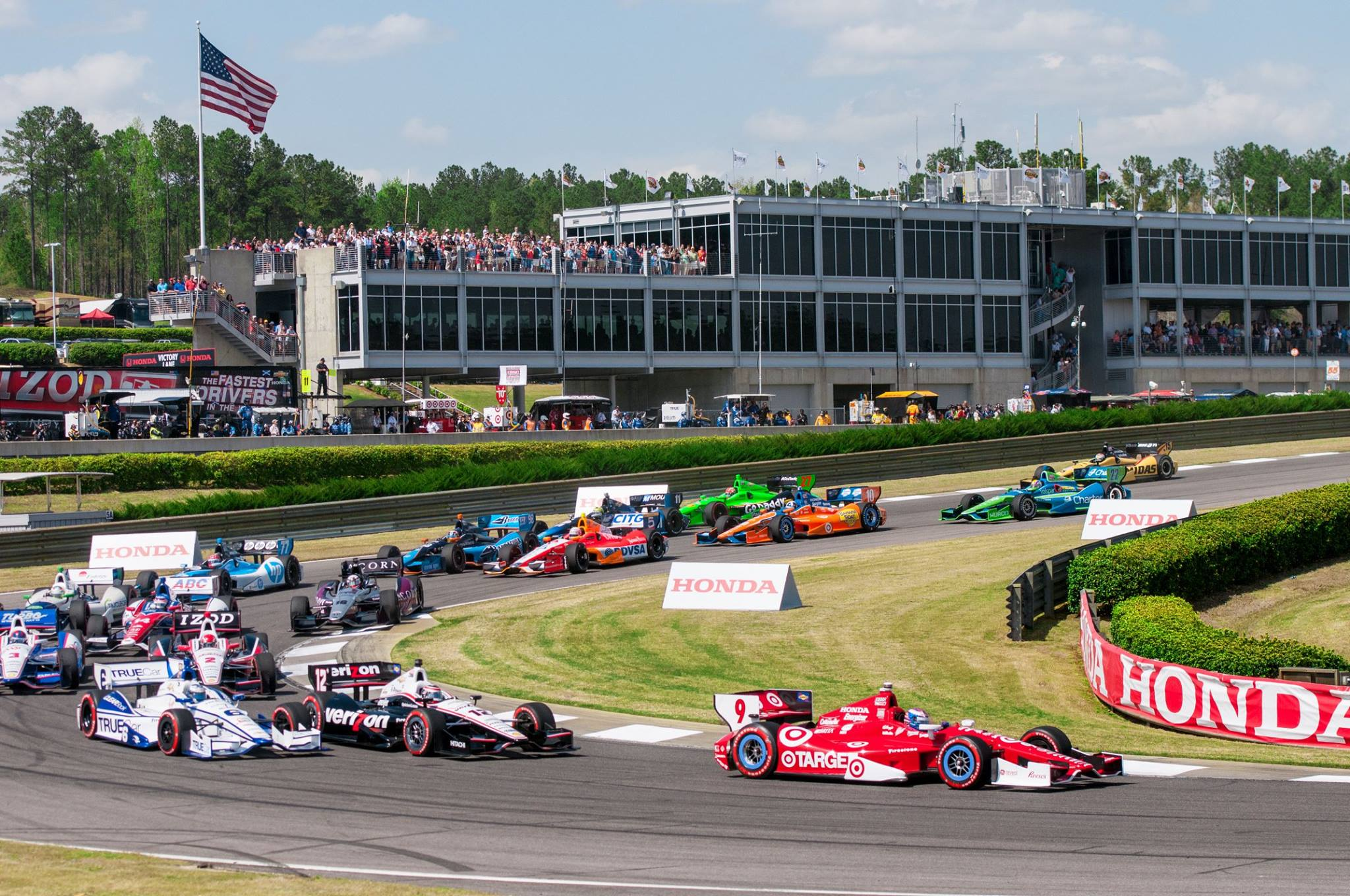 Barber Motorsports Park >> Run The Track At The First Ever Indy 5k Race At Barber
