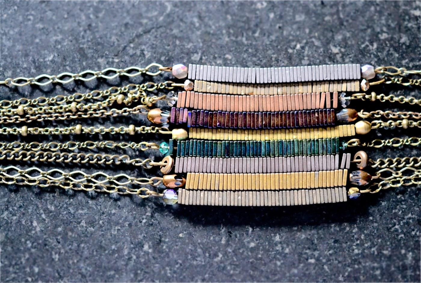 Birmingham, 18eleven, Etsy, jewelry, necklaces, Melanie Valekis