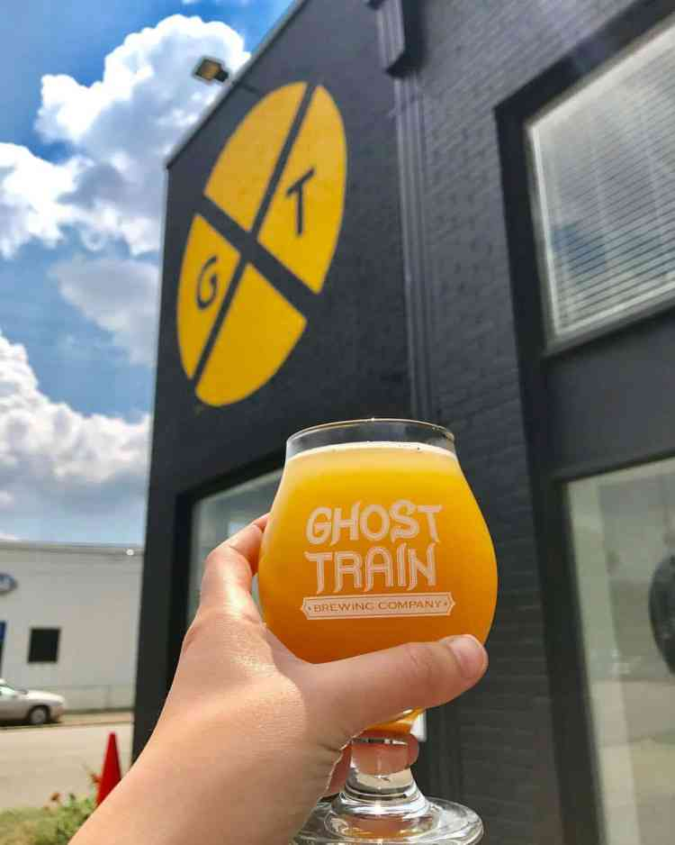 Birmingham, Cinco de Mayo, drinks, bars, Ghost Train Brewing Co